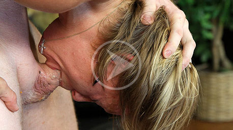Marsha Gets Throat Fucked